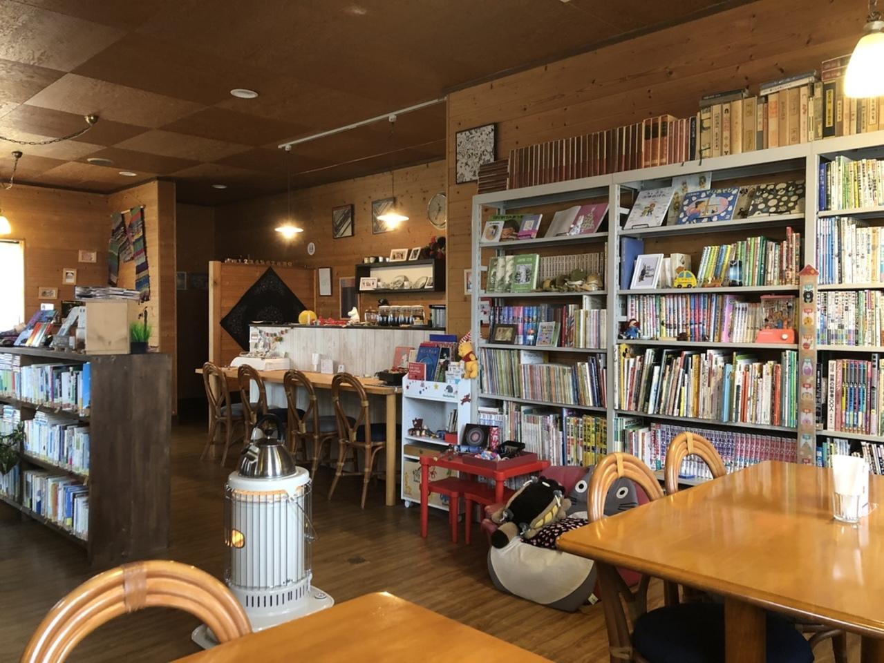 つつじヶ丘のカフェどんぐりさんの雰囲気。。