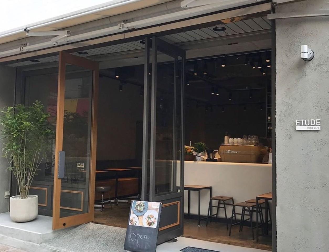 祝!8/19open『エチュード モンズカフェ』(東京都品川区)