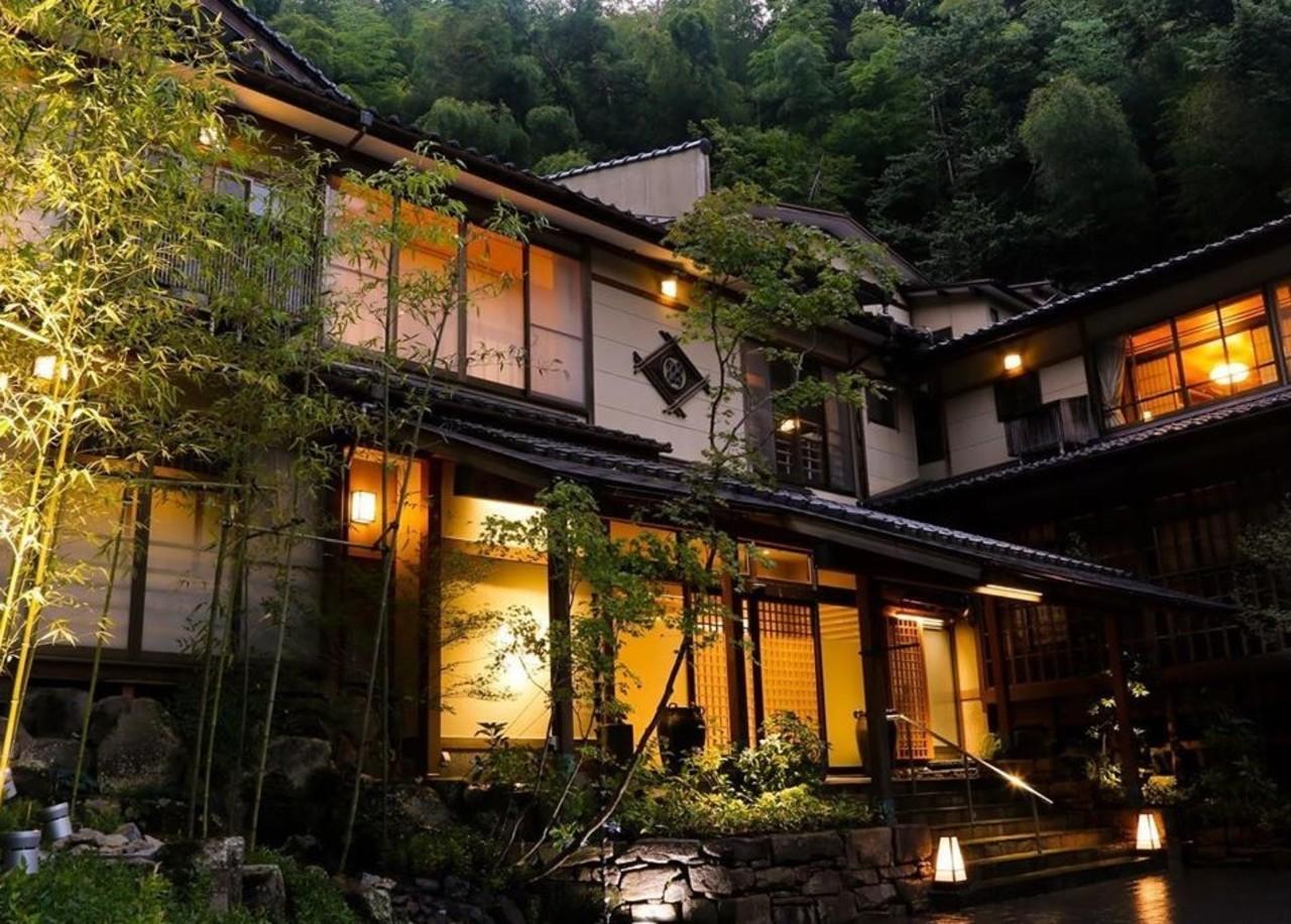 兵庫県城崎温泉の旅館『湯楽』