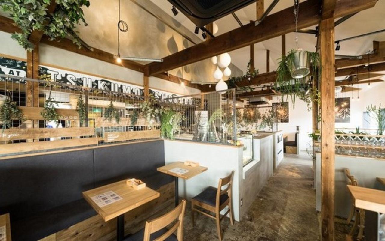 お米とミルクにこだわる「TSUKUMO食堂」本日4月5日 GRAND OPEN!