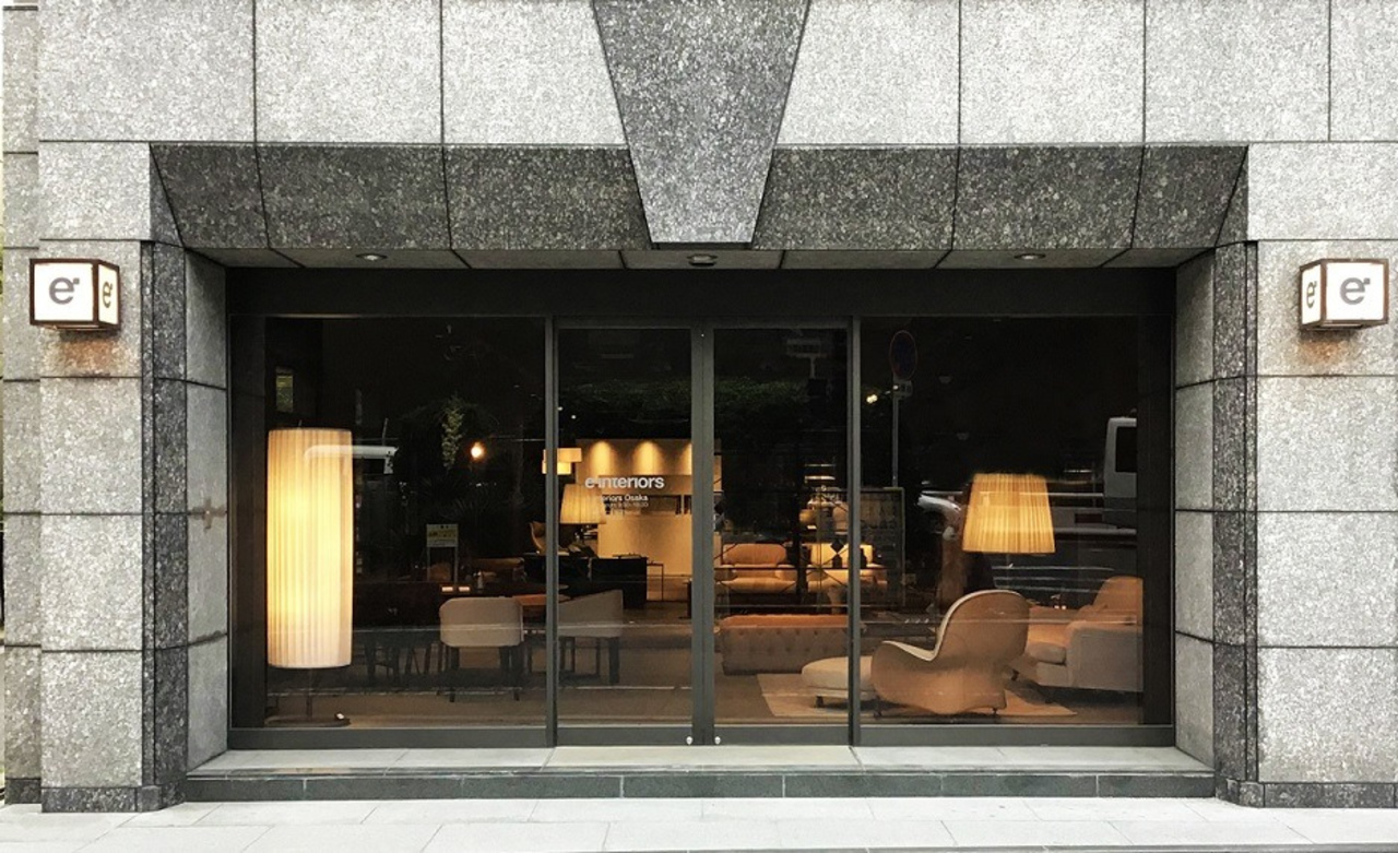 【 è interiors OSAKA 】インテリアショップ(大阪市西区)