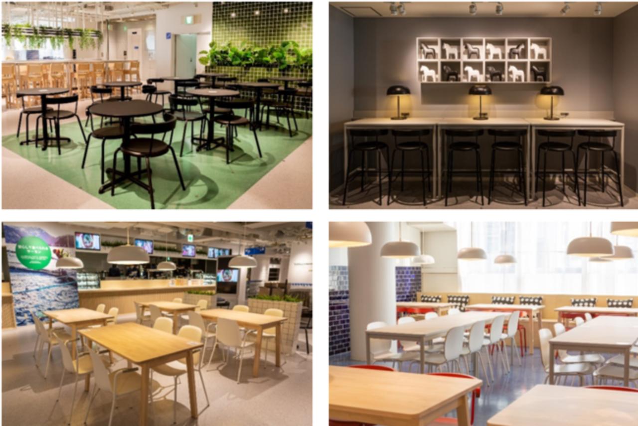 東京のIKEA渋谷7階にシティショップ初の「スウェーデンレストラン」4月21日オープン!