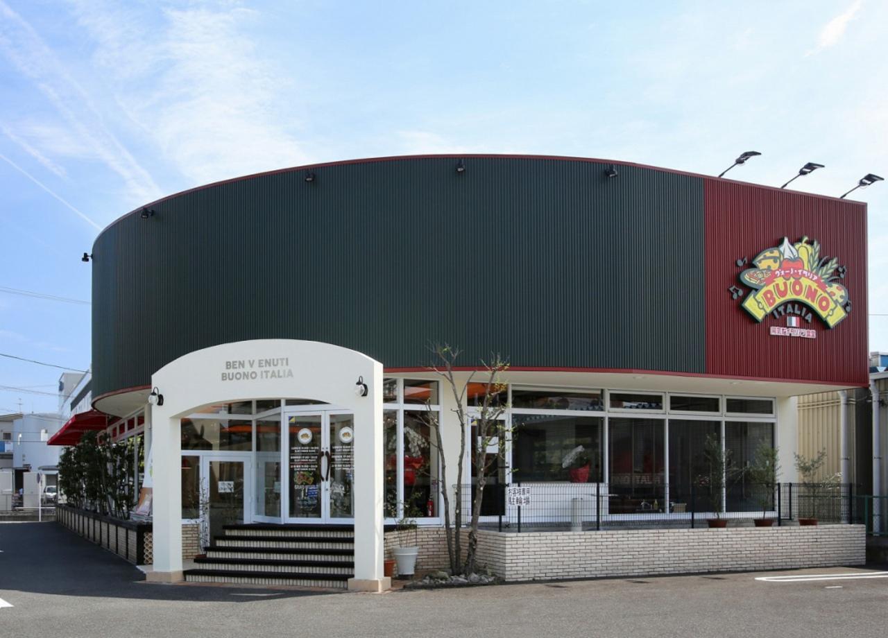 陽気なイタリアン食堂「ヴォーノ・イタリア静岡宮竹店」7/31に閉店になるようです。