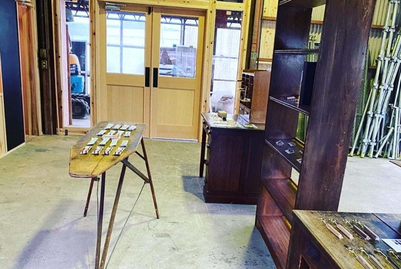 祝!1/29~PreOpen『木下商店』雑貨・カフェ(群馬県前橋市)