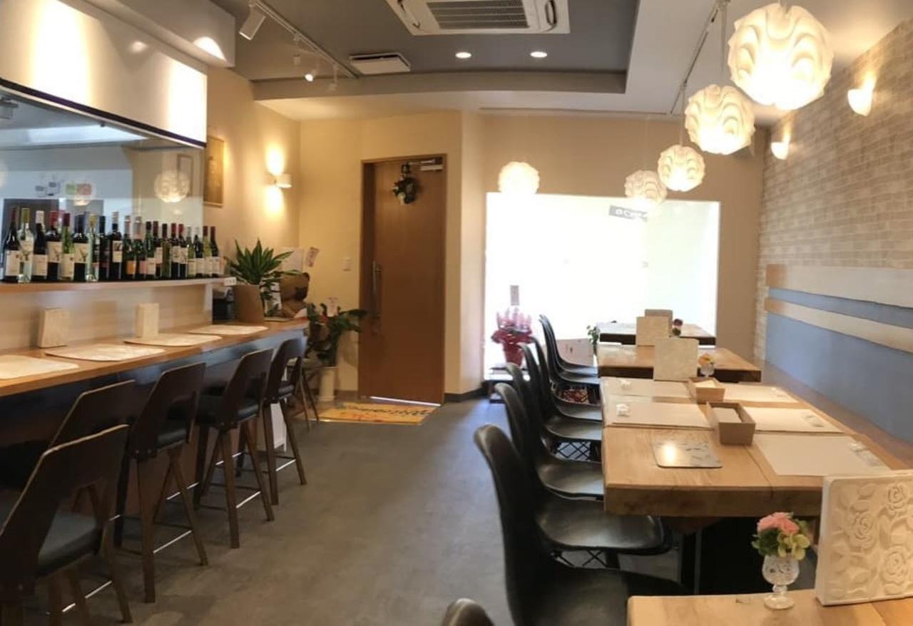 きままなシェフが造り出すフレンチレストラン...兵庫県三田市南が丘1丁目の「シェ·ヒロ」