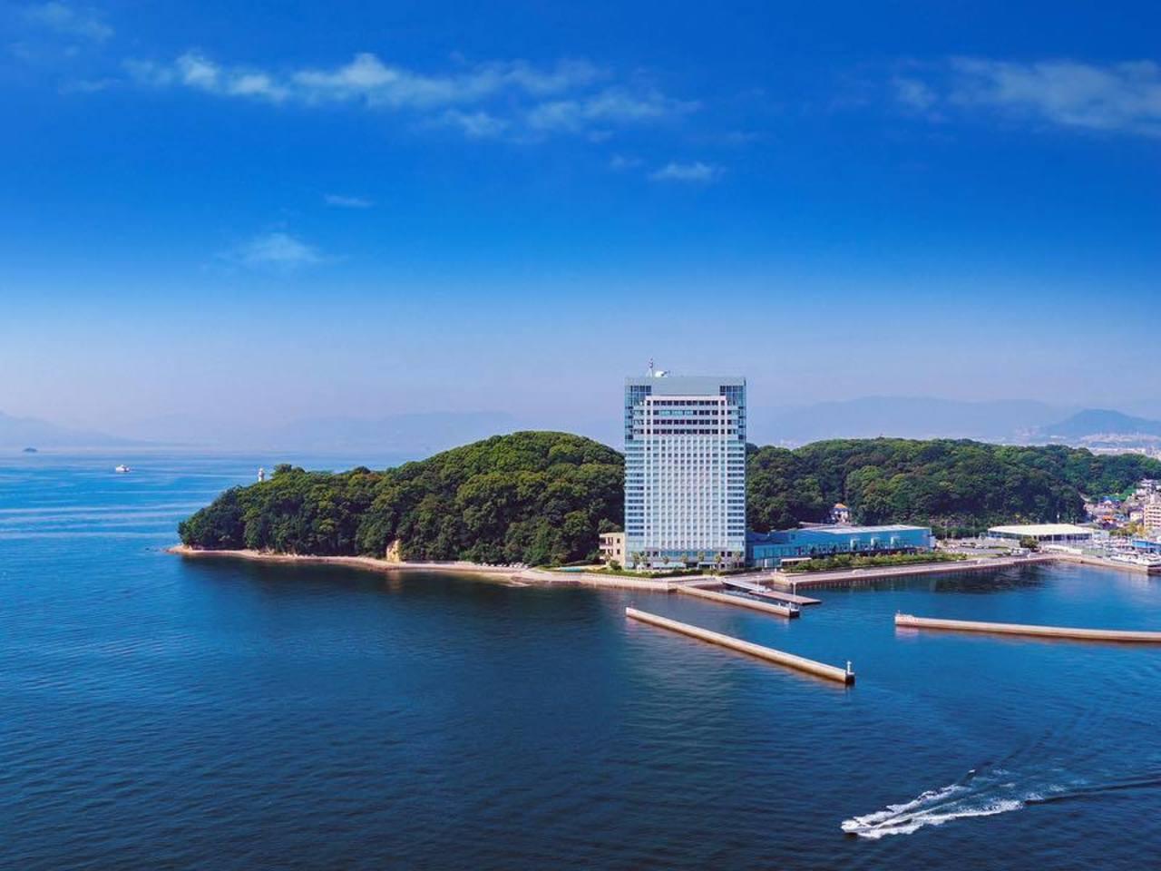 広島市南区の『グランドプリンスホテル広島』