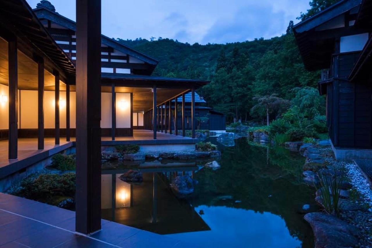 新潟県南魚沼市の六日町温泉の宿『Ryugon』2019.10.7GrandOpen
