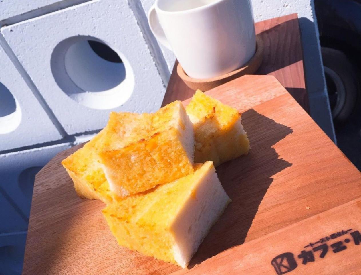 熊本市南区城南町下宮地にトースト専門店「カフェル」が本日プレオープンのようです。