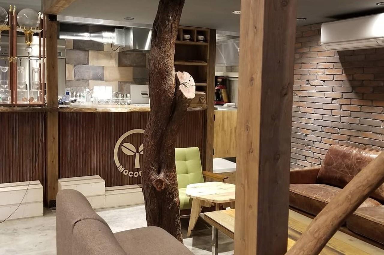材木店のDIYカフェ。。東京都調布市国領町1丁目の『モッコーヒー』