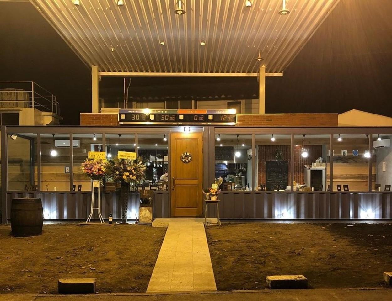 ガソリンスタンド跡地の食堂...栃木県宇都宮市大谷町に「プント-大谷町食堂-」明日グランドオープン