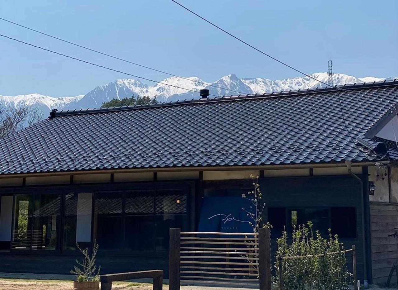 長野県上伊那郡の一棟貸し古民家宿『nagare』7/7GrandOpen