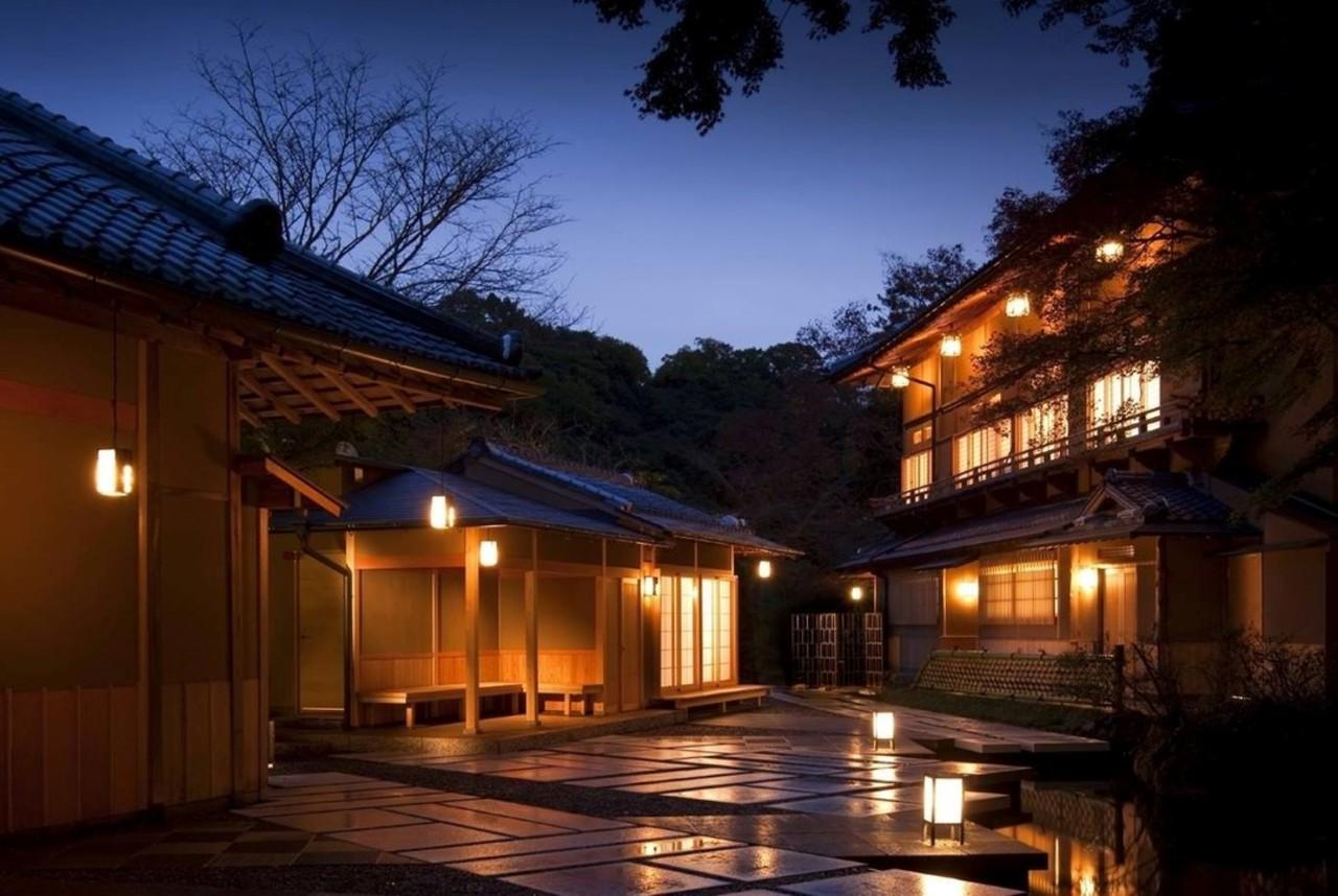 京都市西京区の旅館『星のや京都』