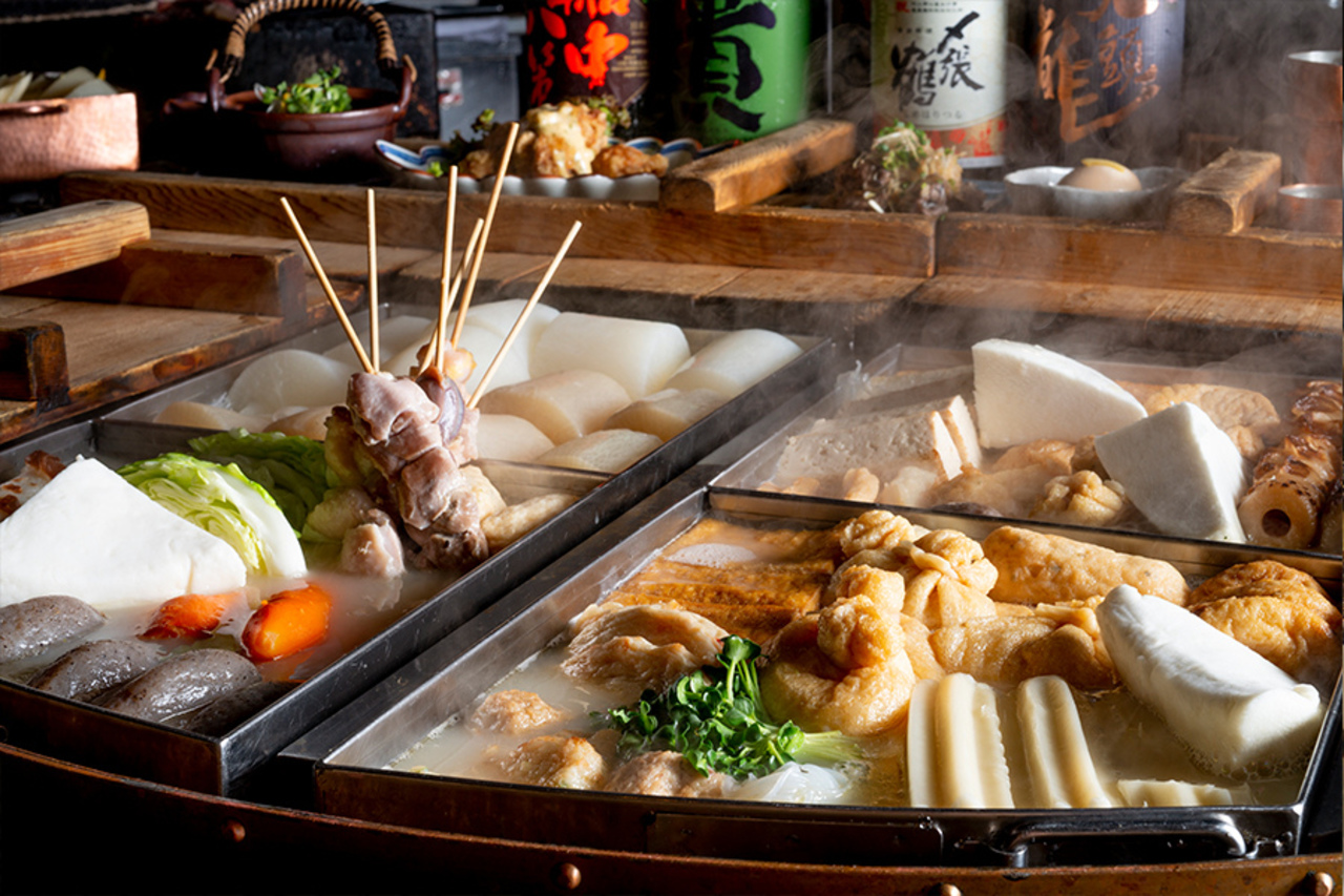 7人の気鋭料理人が集結。青山一丁目駅直結の青山ビルヂングに「青山一番街」9月7日オープン!