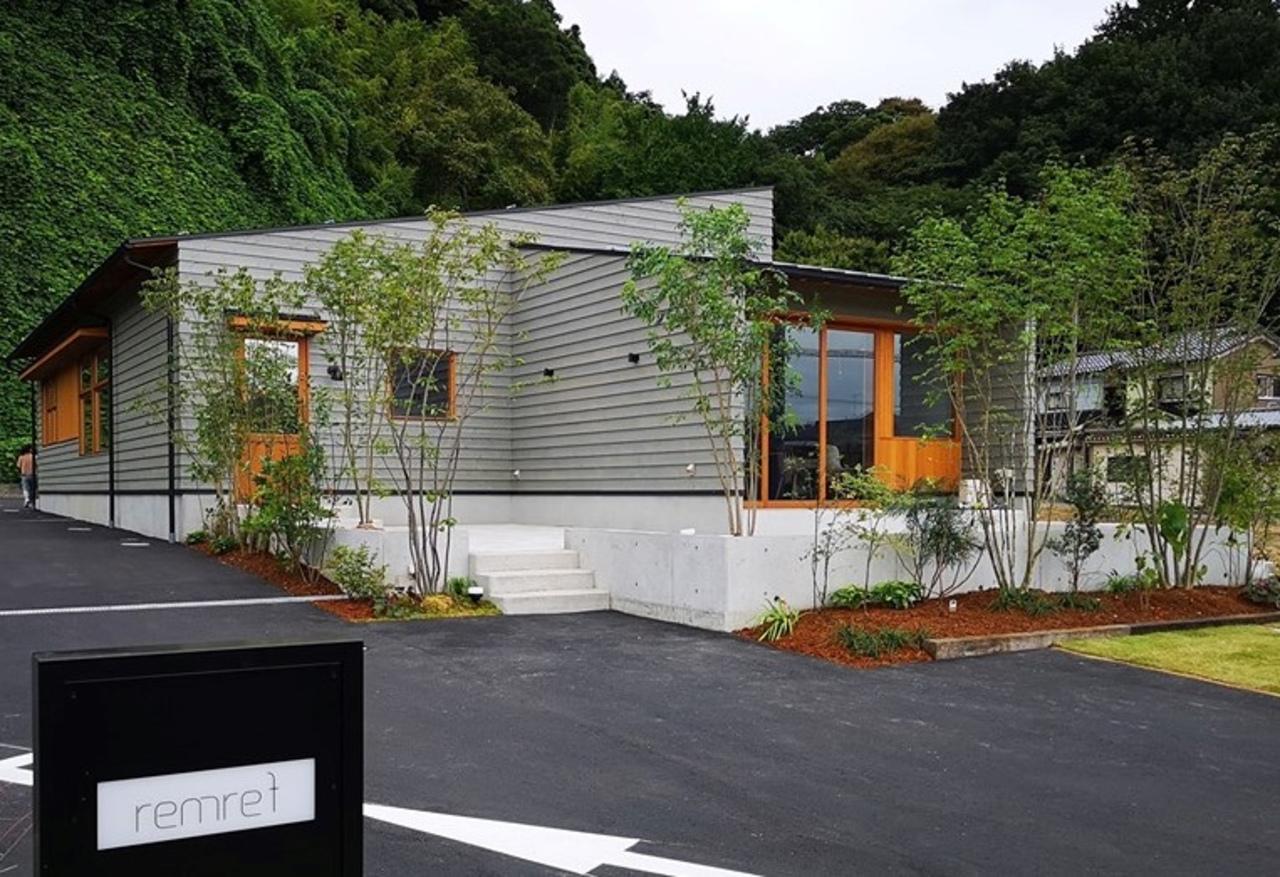 広坂のパティスリーオフクの新店舗。。石川県金沢市常盤町に『レムレフ』プレオープン