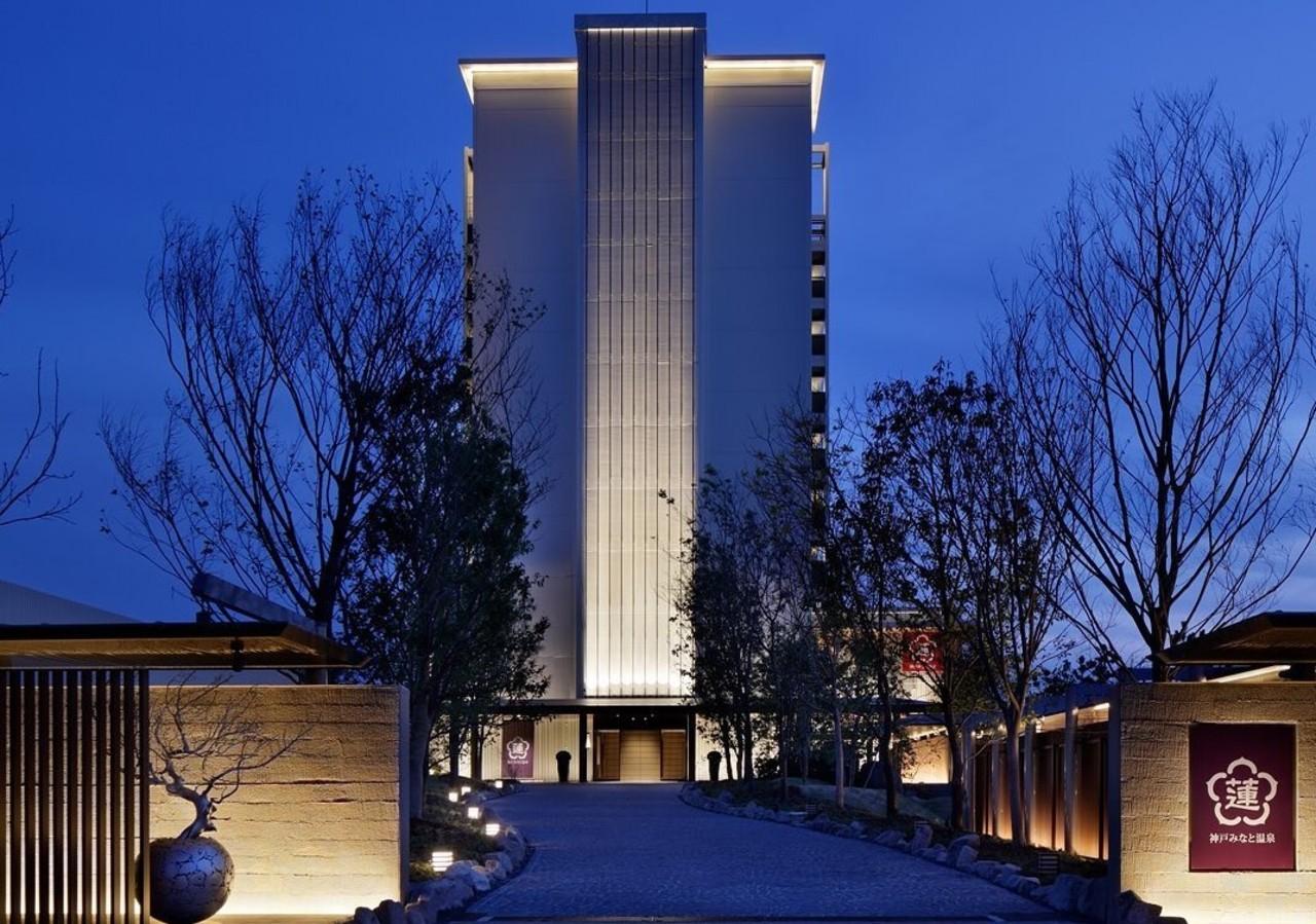 神戸市中央区の天然温泉旅館『神戸みなと温泉 蓮』