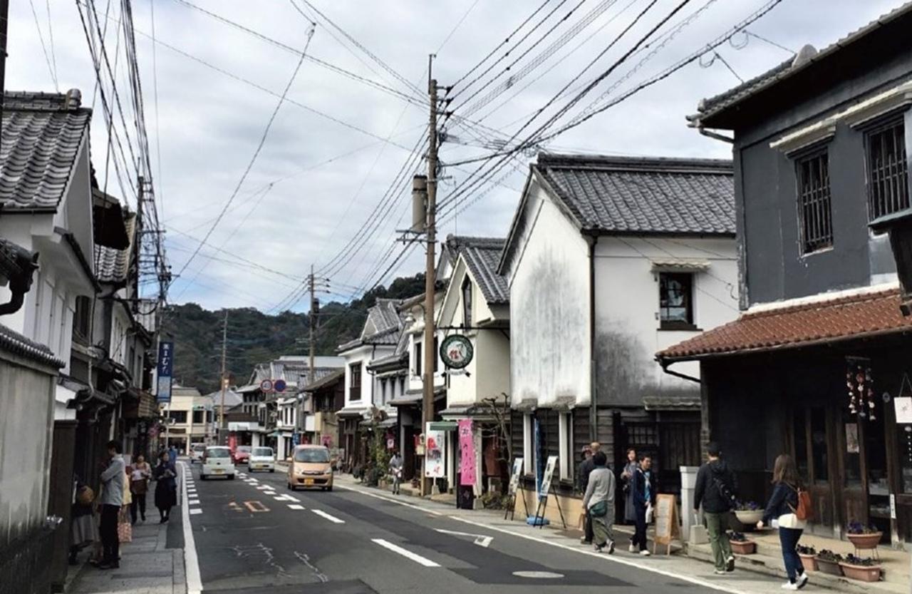 佐賀県西松浦郡有田町の内山地区で開催する街なかマルシェ「うちやま百貨店」