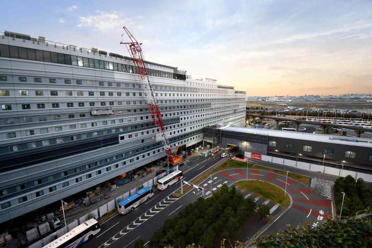 羽田空港周辺の複合開発プロジェクト「羽田エアポートガーデン」2020年春より順次開業予定!