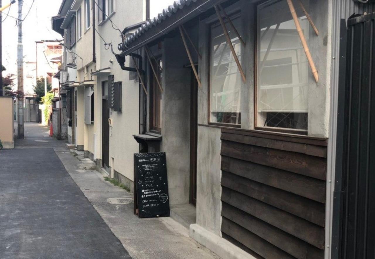 古民家を改装したどこか懐かしいカフェ。。大阪府吹田市朝日町の『七海』