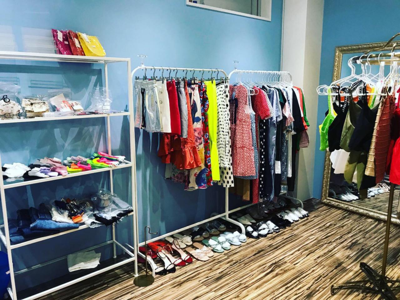 40133韓国ファッション専門店『セレクトショップ タイトル』