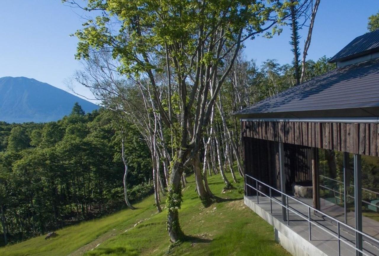 北海道虻田郡の旅館『坐忘林』