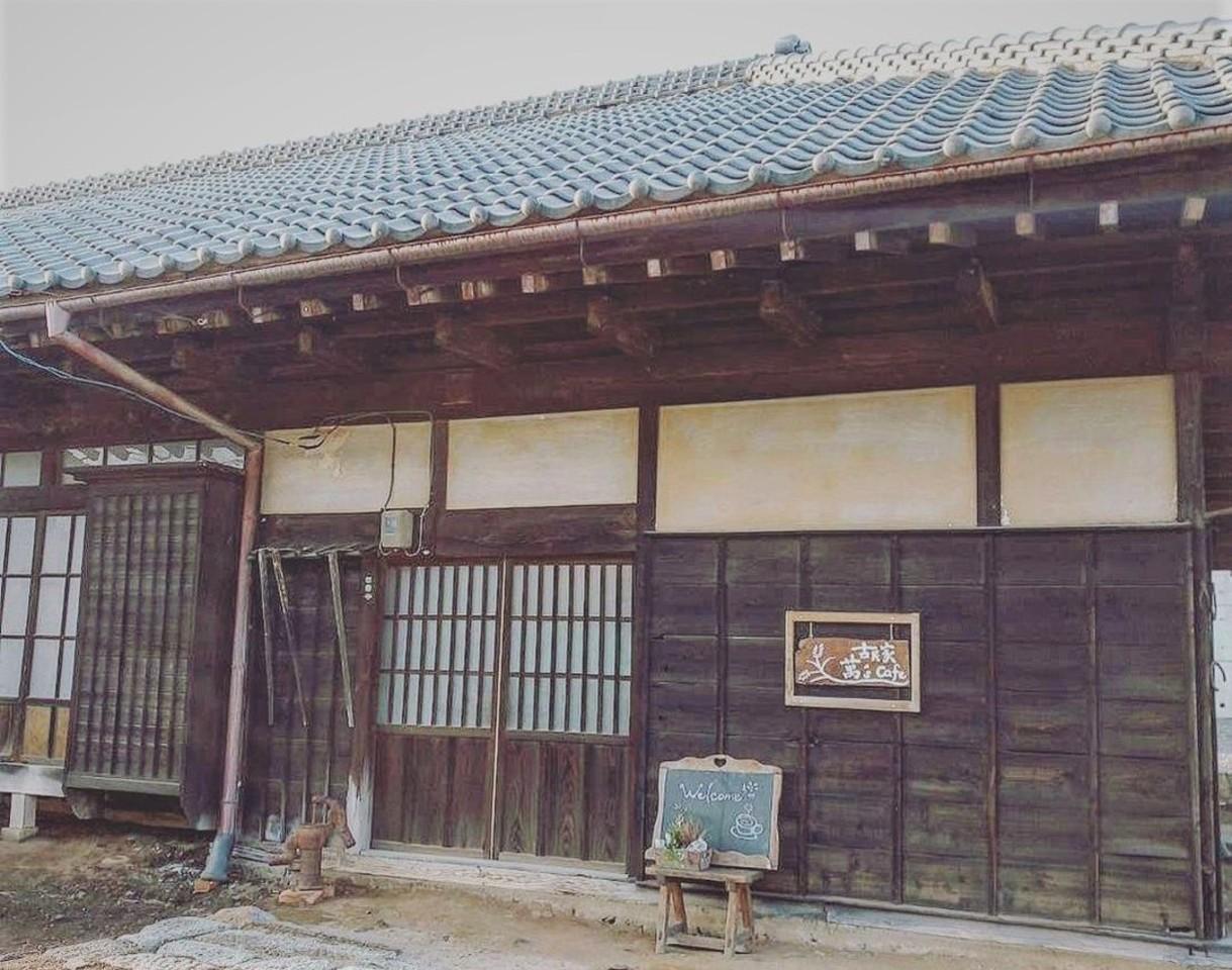 古民家カフェ。。。茨城県水戸市石川2丁目に『萬's cafe』6/1オープン