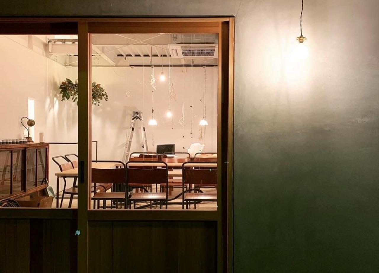 素敵な空間で再出発...伊勢市中島1丁目に『トレイルコーヒー ハナツムリ』3/21移転オープン。