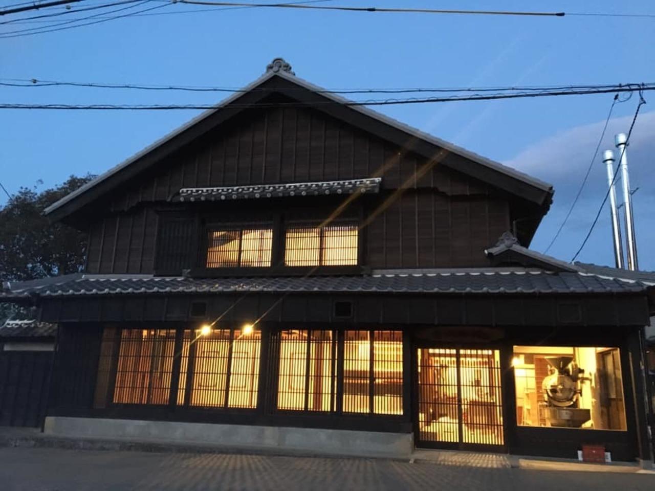 古民家でひと時の幸せを。。。三重県多気郡多気町丹生に『金川珈琲』7/6グランドオープン