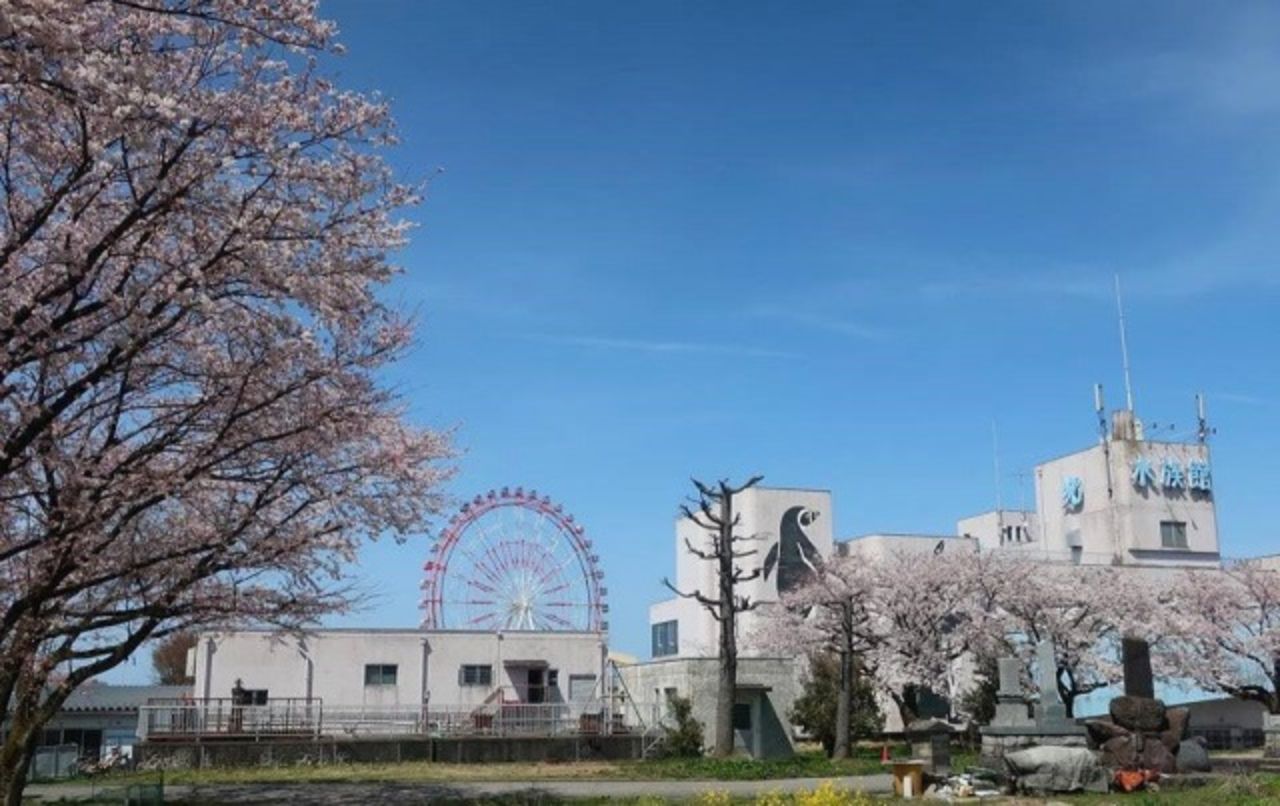 現存最古の水族館...富山県魚津市三ケの「魚津水族館」