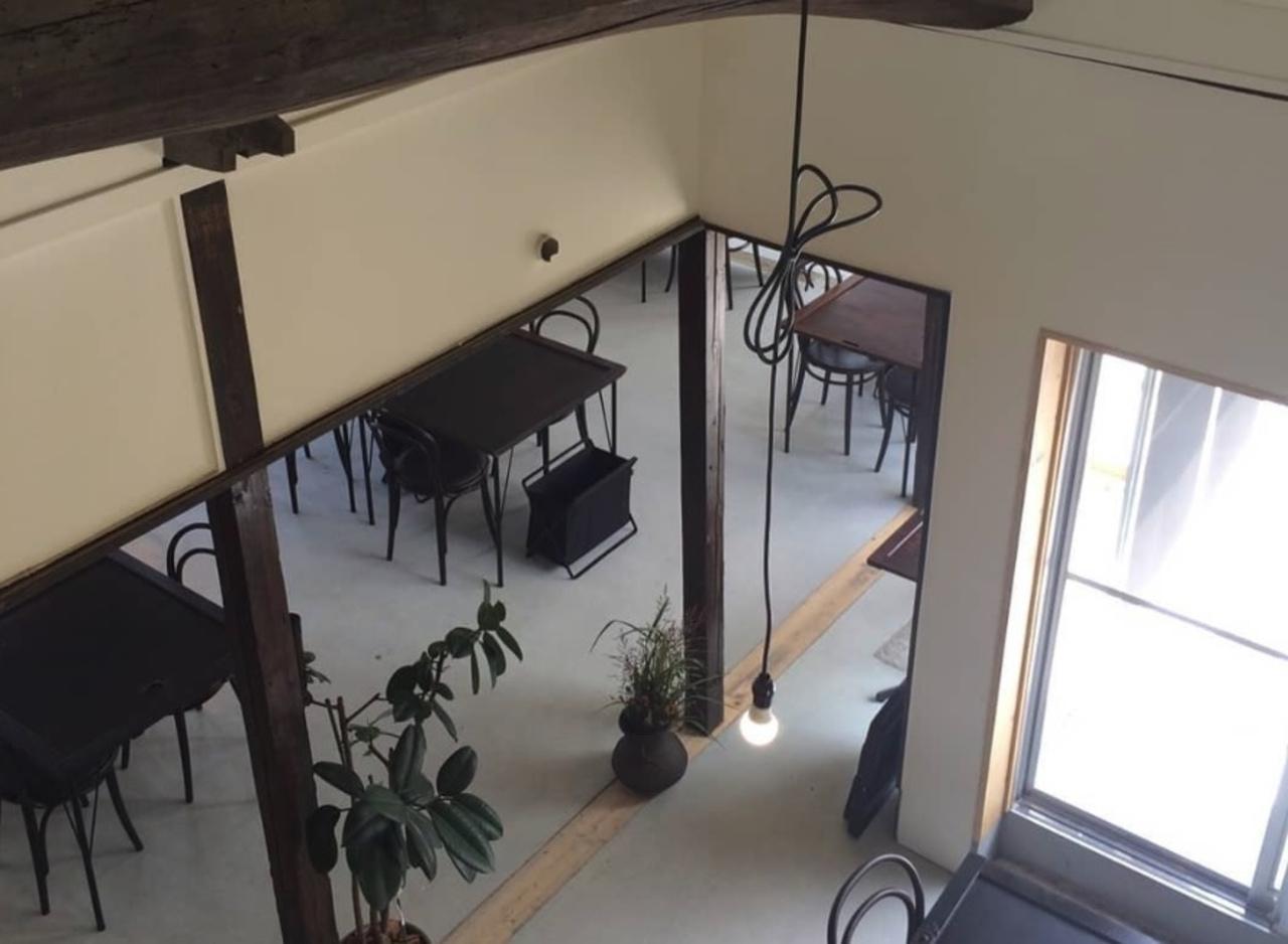 古河市中田地区の酒貫がカフェに..『サカカンカフェ』オープン。