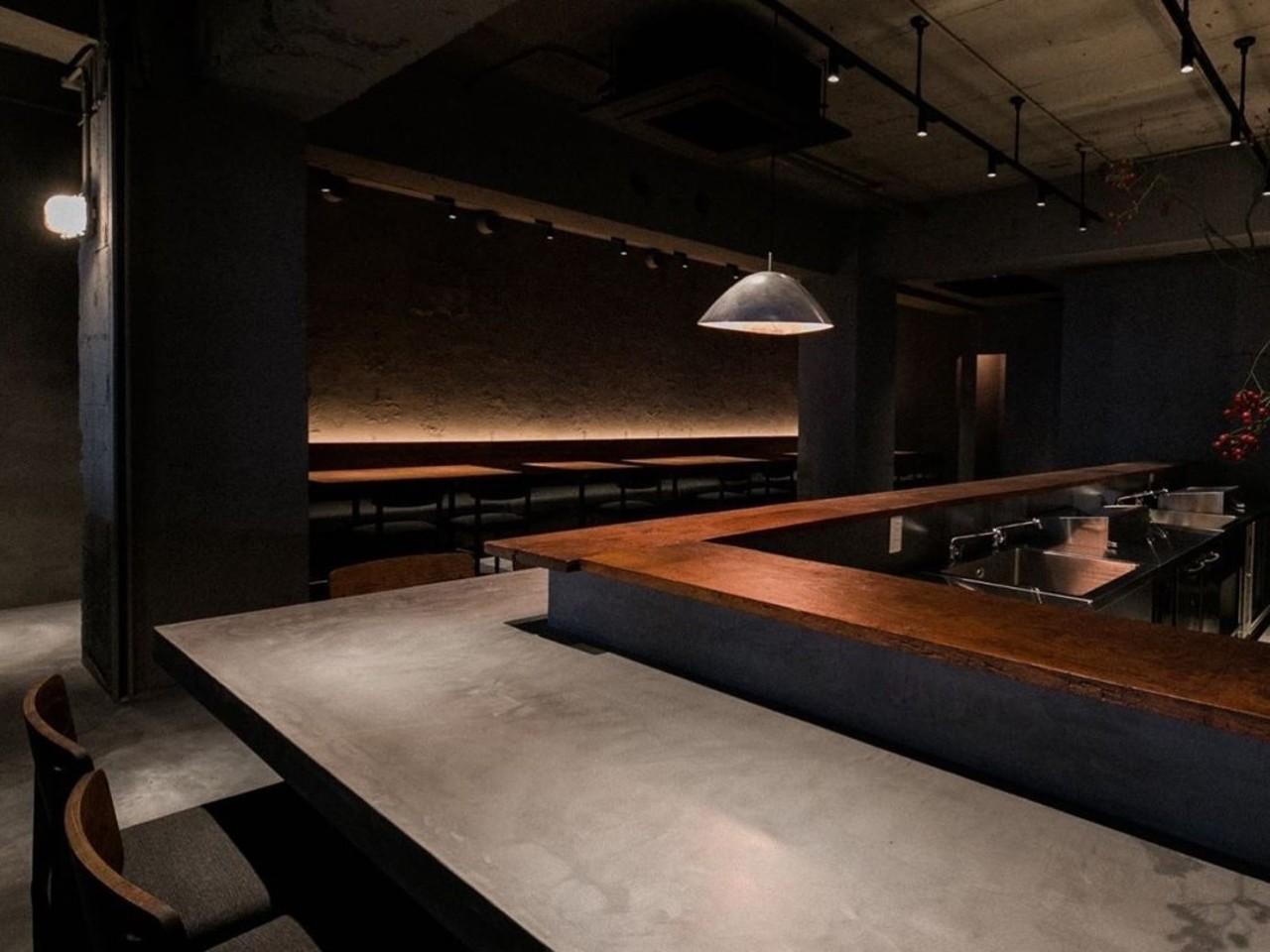 デザイナーズ寿司レストラン...大阪市中央区心斎橋筋1丁目に「別邸 なかご」11/7グランドオープン