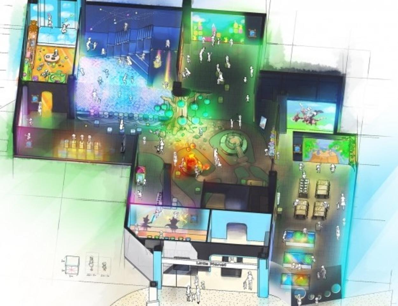 体験型知育デジタルテーマパーク「リトルプラネット」7月11日オープン!