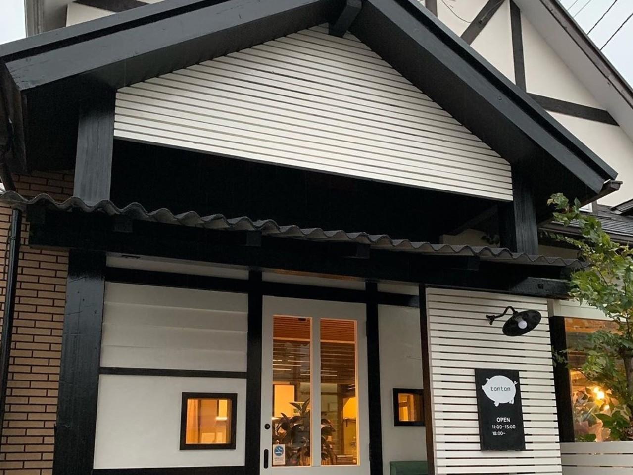トンテキ専門の小さなレストラン...高知県高知市愛宕町4丁目に「トントン」本日オープン