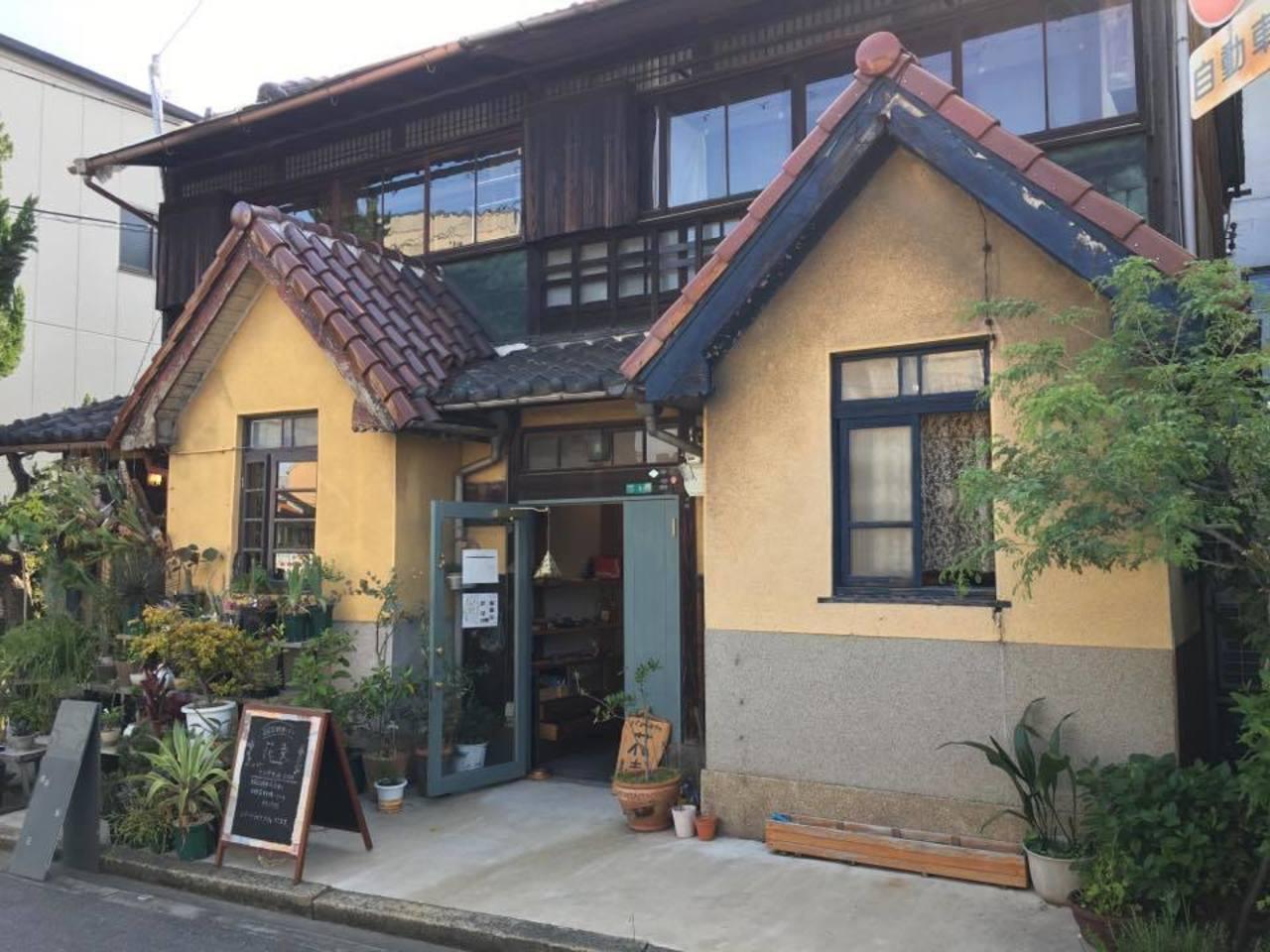 手作りを楽しむ。。。大阪市阿倍野区阪南町1丁目の『パンとカフェ 花麦』