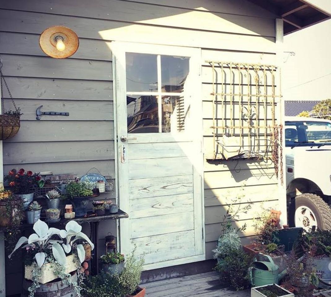 【 BRINDLE 】古道具と木工(福岡県行橋市)