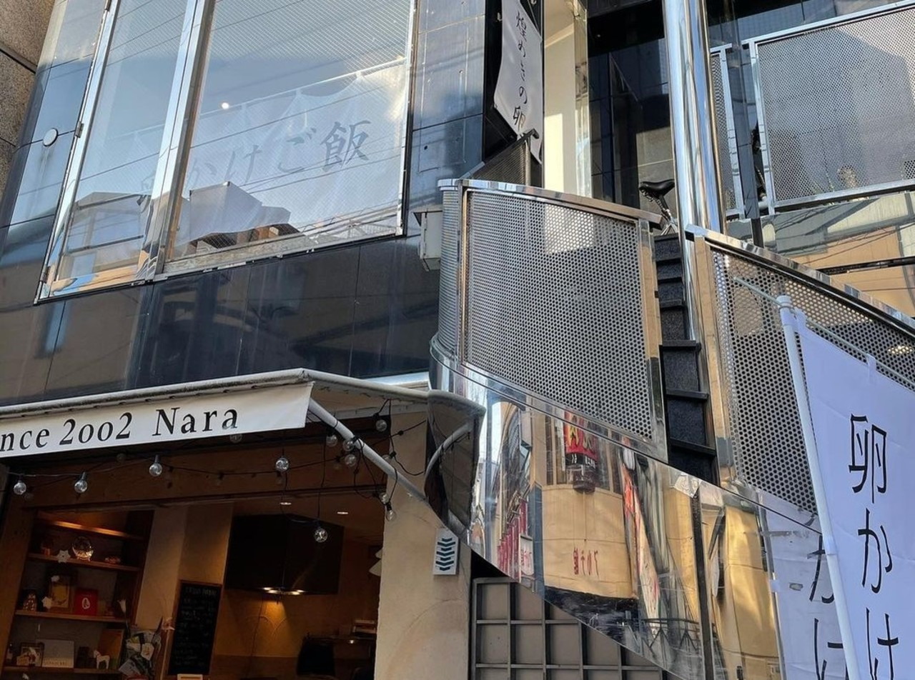 奈良県奈良市小西町に卵かけご飯専門店「煌めきの卵」が本日オープンされたようです。
