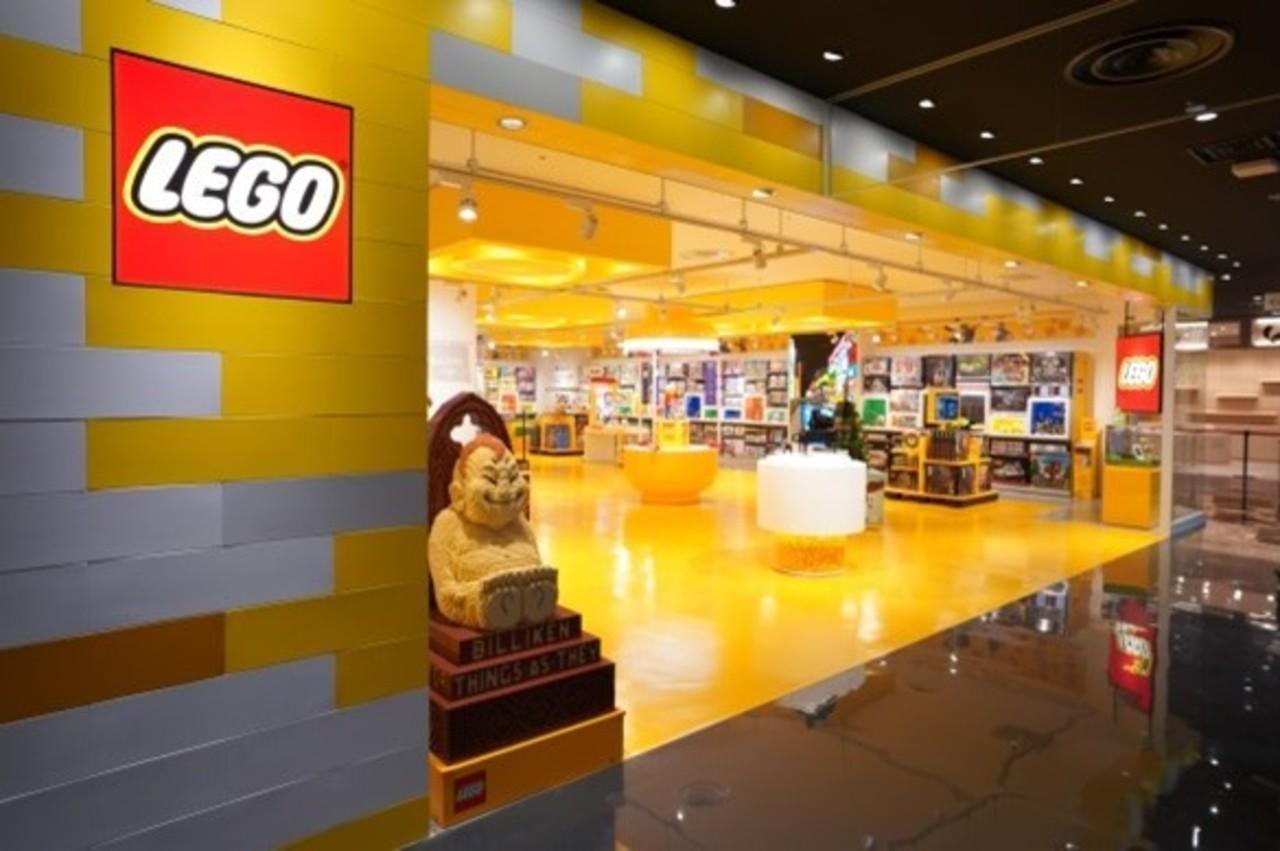 大阪の心斎橋パルコ6Fに「レゴストア心斎橋店」11月20日オープン!