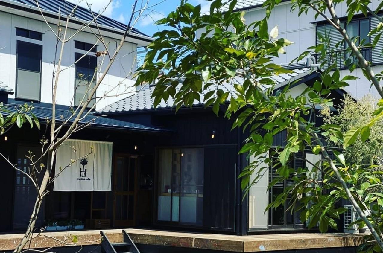 路地裏の古民家カフェ。。静岡県焼津市栄町3丁目に『ハートリンクカフェ』本日グランドオープン