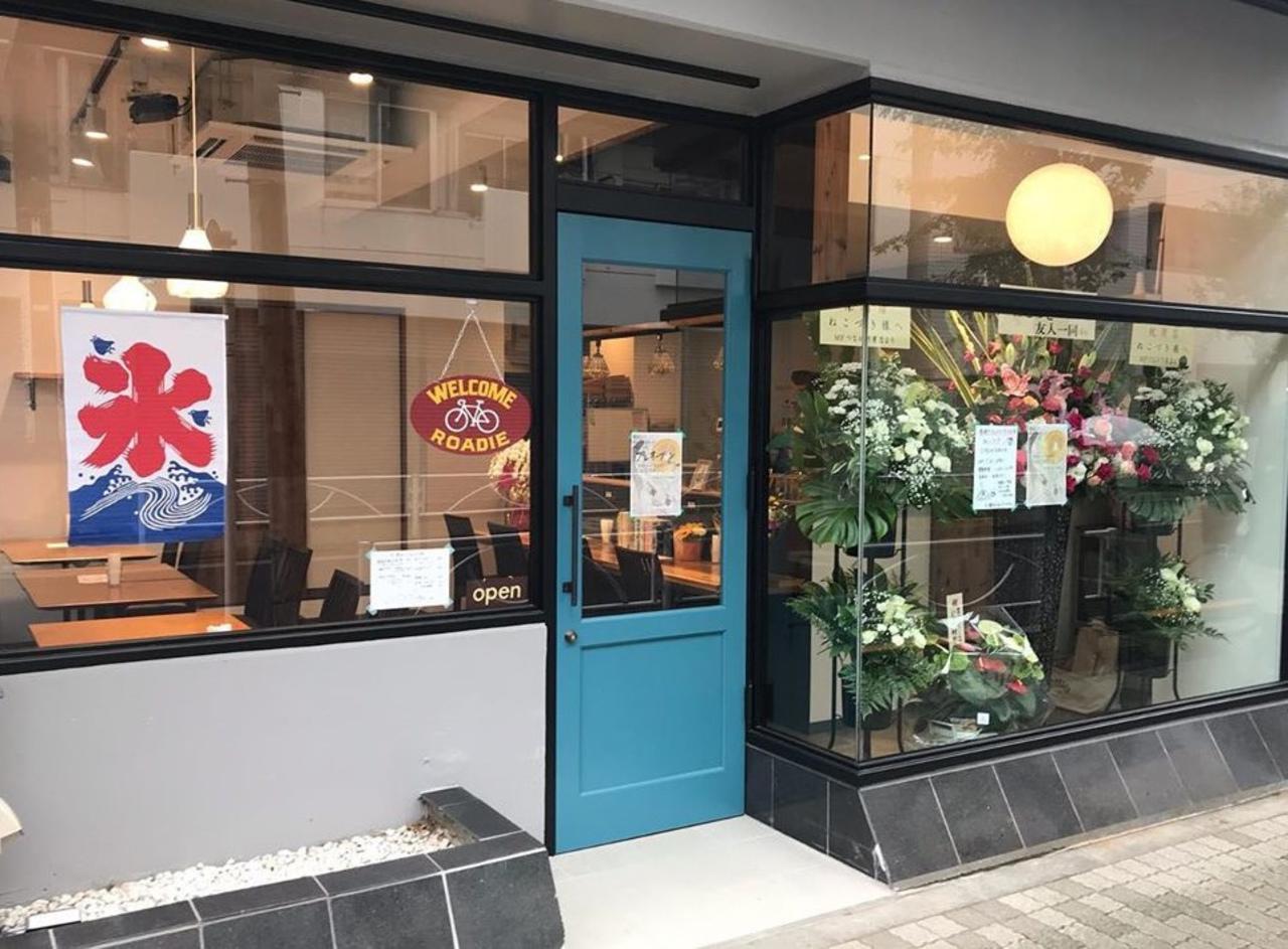 厚焼きホットケーキのお店...墨田区太平3丁目に厚焼きホットケーキのお店『ねこづき』プレオープン