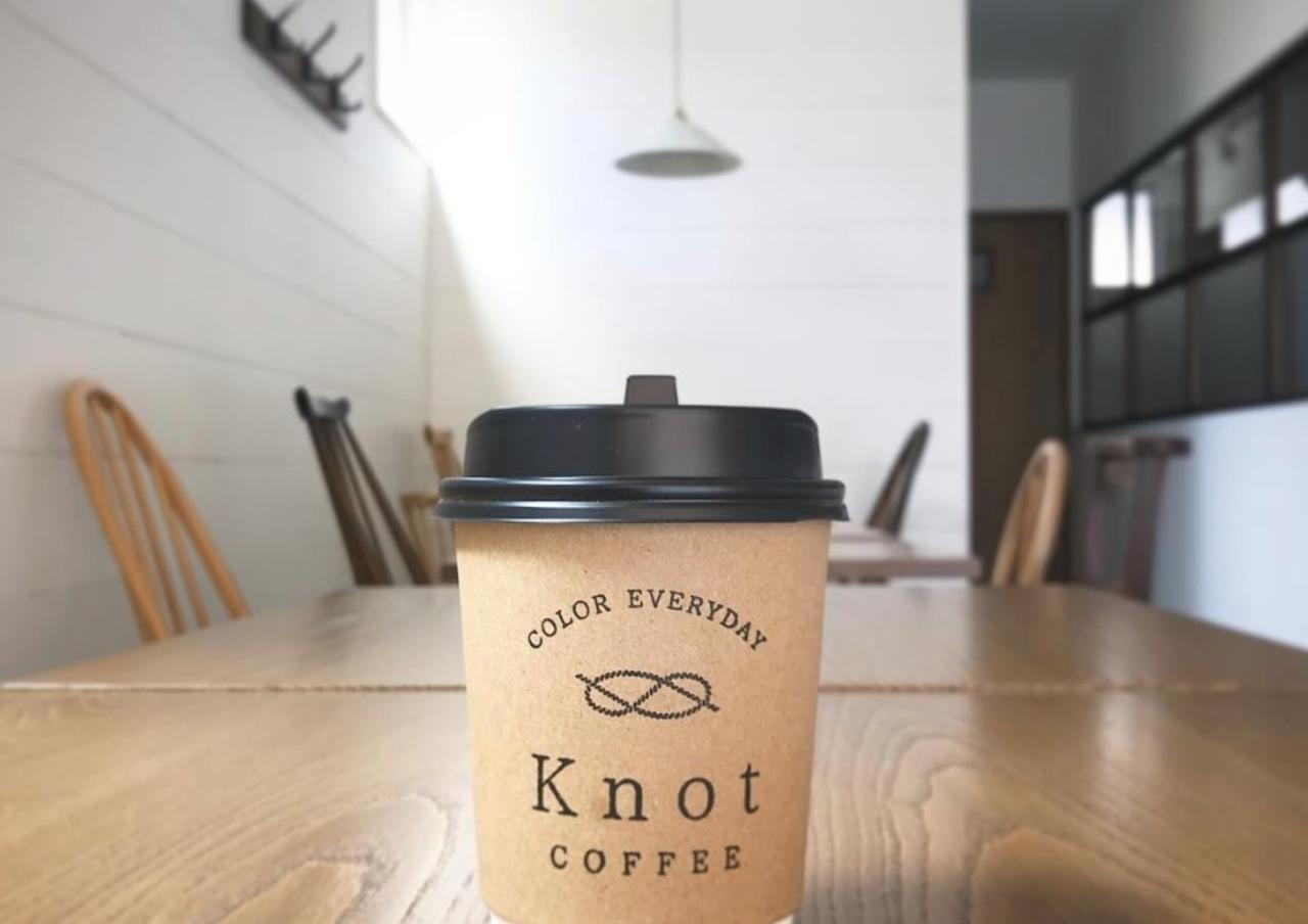 守谷百合ヶ丘に『Knot coffee』オープン。