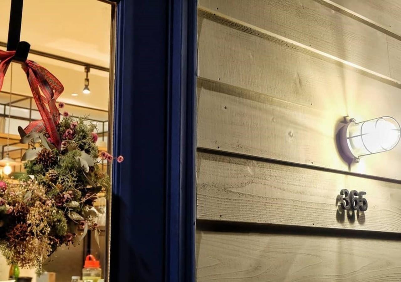 皆様に喜ばれるお店作り。。千葉県佐倉市江原にカフェビストロ『365』12/24~プレオープン