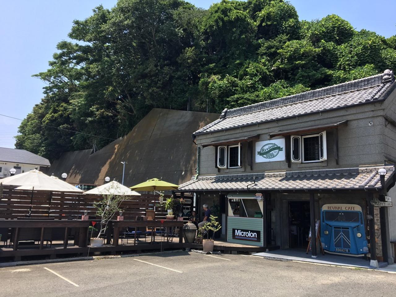 歴史ある蔵をコンセプトカフェに...神奈川県三浦市初声町和田の「リバイバルカフェ」