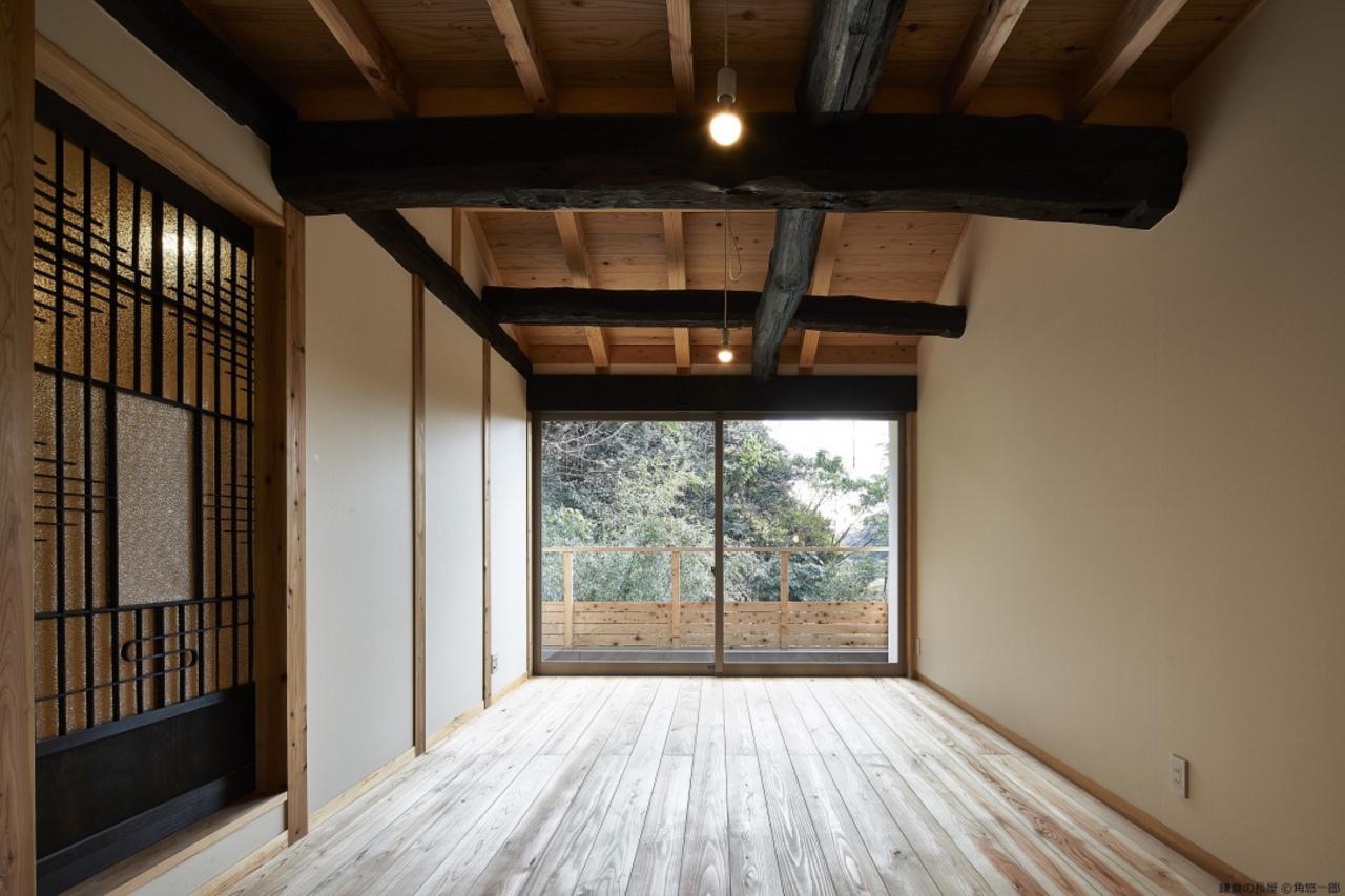 設計事例更新しました―古材を使った和モダンデザイン―『鎌倉の住まい』