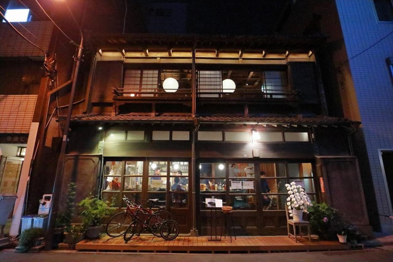 古民家を改装したフランス料理店。。東京都千代田区外神田4丁目の『kufuku±暮富食』