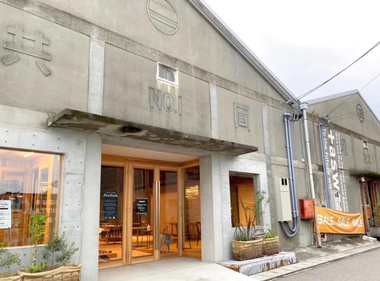 倉庫街のベーカリー&カフェ...徳島県徳島市万代町5丁目に「ペンフォーク」7/10~プレオープン