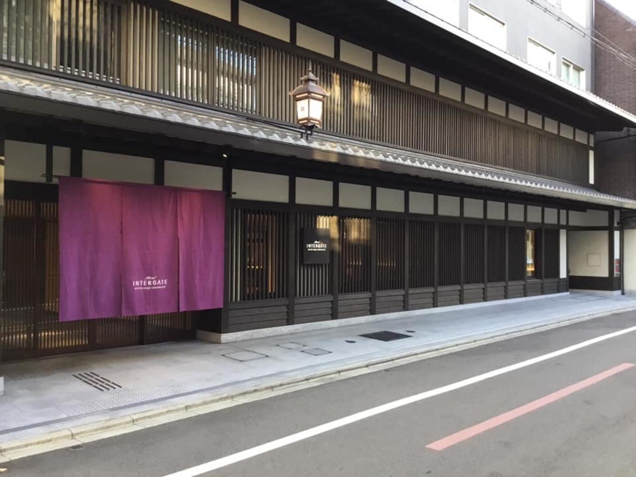 京都市中京区の『ホテルインターゲート京都 四条新町』