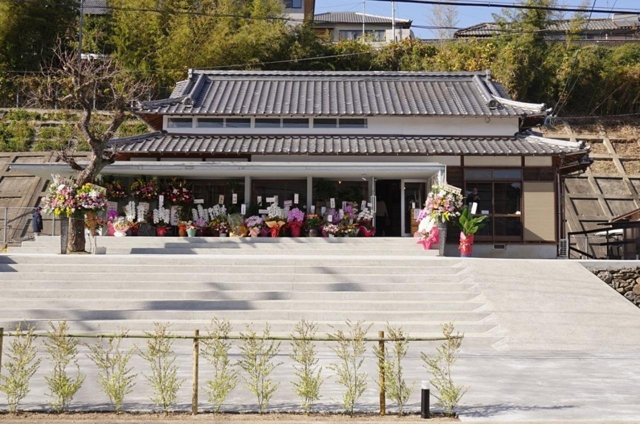あたらしい地域の拠点...長崎県西海市西海町川内郷に「ホゲット」2020.12/19オープン
