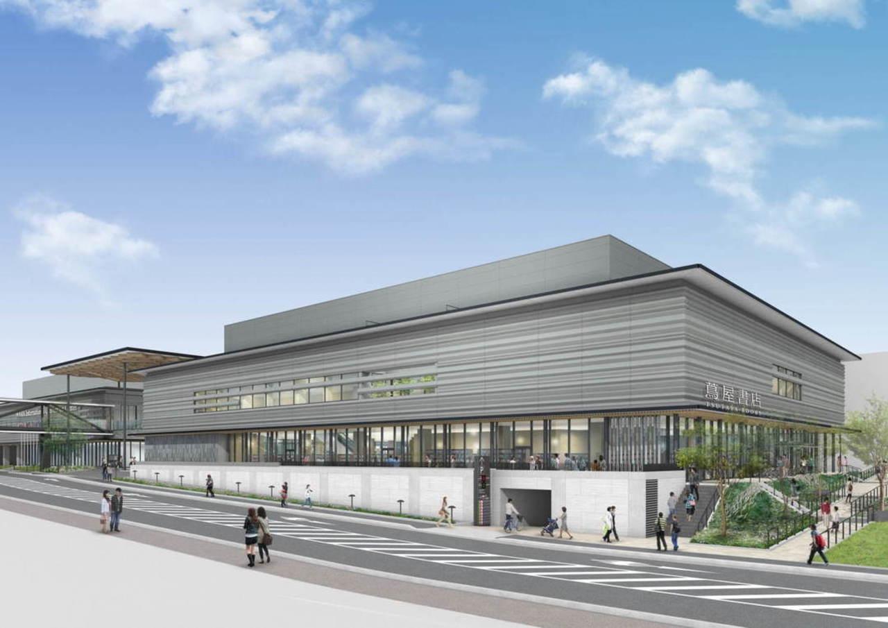 奈良市三条大路の新施設 奈良県コンベンションセンターに「奈良 蔦屋書店」2020年春オープン!