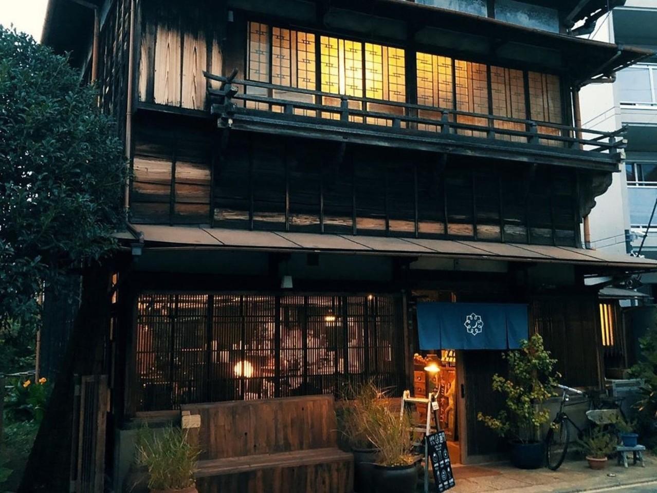 古民家独特の風情に新しさを感じていただけたら。。東京都大田区池上2丁目の『古民家カフェ蓮月』