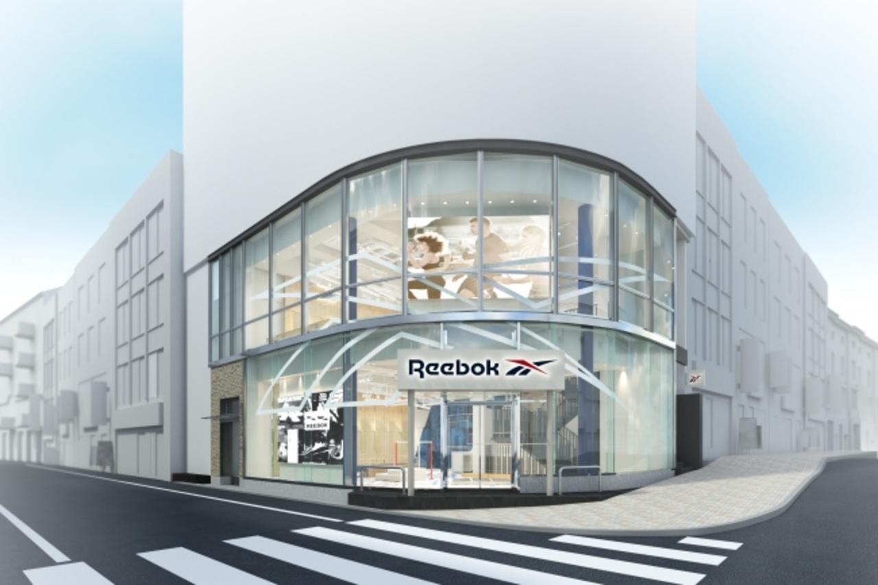 祝!9/14open『Reebok Store Shibuya』コンセプトストア(東京都渋谷区)