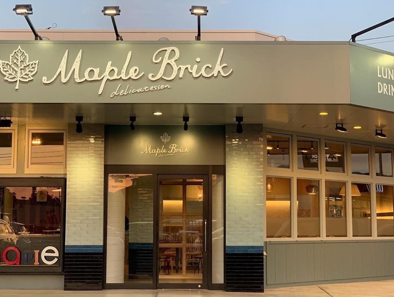 カフェみたいな洋食屋...愛媛県松山市フジグラン重信敷地内に「メープルブリック」明日グランドオープン